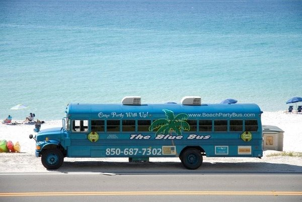 photo 1 of Beach Event & Party Bus LLC