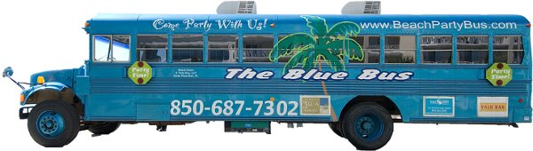photo 2 of Beach Event & Party Bus LLC
