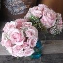 130x130 sq 1373141252875 pink bridesmaid bouquets