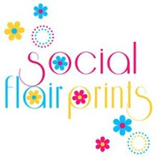 Social Flair Prints