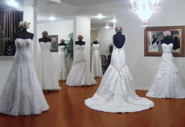 Mina design tailoring los angeles ca wedding dress for Fashion district wedding dresses