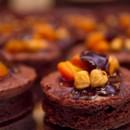 130x130 sq 1487877037391 close up chocolate cake