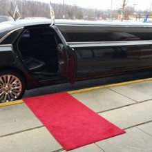 220x220 sq 1449169321790 lincoln mkz exterior with red carpet
