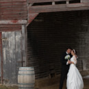 130x130 sq 1422458094277 weddings   corn crib with wedding couple