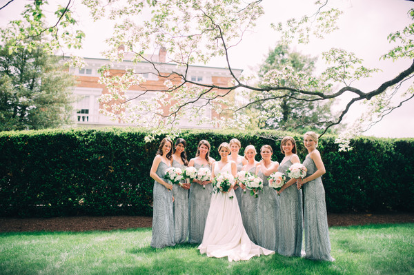 1490383827040 Bridal Party Rebekah J. Murray Photography Taneytown wedding venue