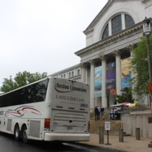 220x220 sq 1431555096238 coach in front of museum