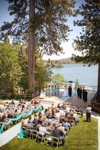 Lake Arrowhead Resort and Spa - Lake Arrowhead, CA Wedding ...