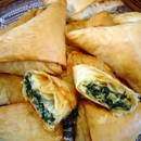 130x130 sq 1432228516363 spinach  feta in phyllo