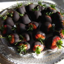 130x130 sq 1467317093623 chocolate dipped strawberries