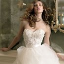 130x130 sq 1337537067442 wtoolacecorsetweddingdress1