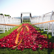 220x220 sq 1395346791404 2008 ceremony terrace rose petals chocostudio