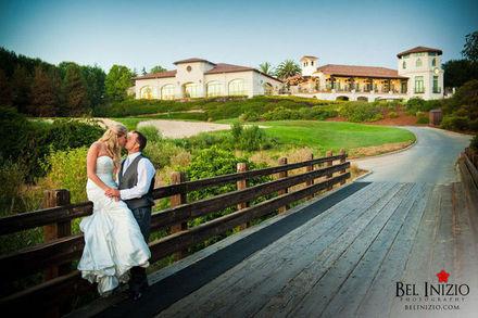 spotlight wedding venues near saratoga the bridges golf club