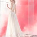 130x130 sq 1423325543765 hayley paige bridal pleated english net a line hal