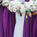 130x130 sq 1488463377137 mabry birdsofafeather purpledresses bouquets