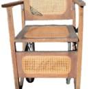 130x130 sq 1414864512244 vintage wheelchair