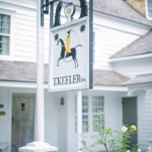 The Garden House At The Keeler Tavern Museum Venue