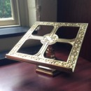 130x130 sq 1477671775092 brass book holder