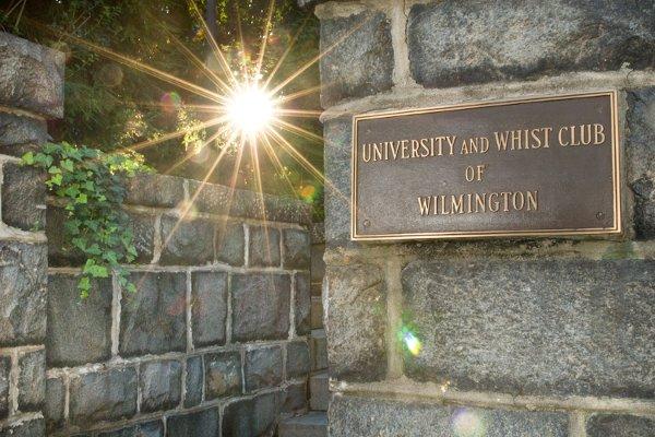 University And Whist Club Wilmington De Wedding Venue