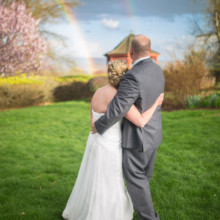 220x220 sq 1414096753699 two roads photography   a double rainbow couple