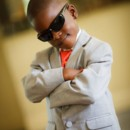 130x130 sq 1416669780679 cute ringbearer in sunglasses