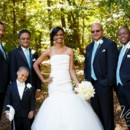 130x130 sq 1417891572129 bride with groomsmen