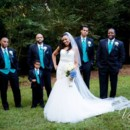 130x130 sq 1475624155107 bride and groomsmen
