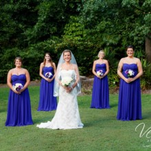220x220 sq 1416669768371 bride and bridesmaids scattered
