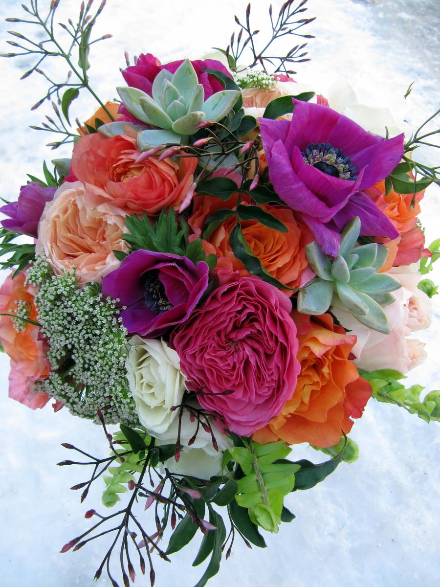 Millefiori flowers evanston il weddingwire izmirmasajfo
