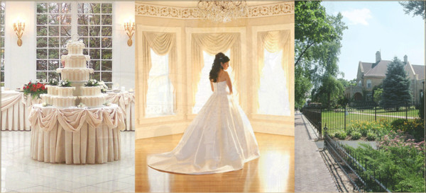 Wedding Dresses Joliet Il : Patrick c haley mansion joliet il wedding venue