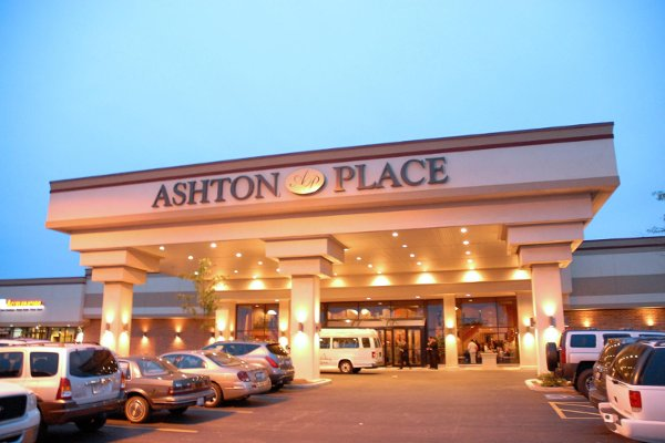 Ashton Place Willowbrook Il Wedding Venue