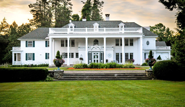The Harding Allen Estate Barre MA Wedding Venue