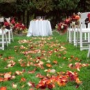 130x130 sq 1384893109666 aisle with flower