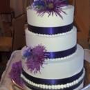 130x130 sq 1471116422738 4 tier round cake avila