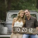130x130 sq 1430923204173 save the date with rustic board