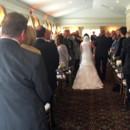 130x130 sq 1444147653396 inside ceremony 10 3 15 bride down aisle