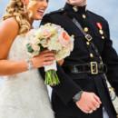 130x130 sq 1457806054204 bride groom laugh sword spank end military wedding