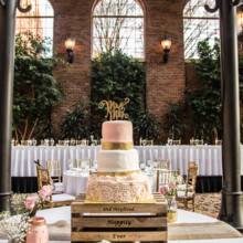 220x220 sq 1508856507191 blush cake atrium