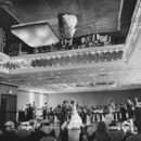 130x130 sq 1495473754672 ballroom a bride and groom dancing blk and white f