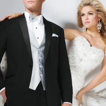 220x220 sq 1420126393357 tony bowls genesis fitted tuxedo wedding vest