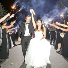 220x220 sq 1478724646715 bride with sparklers