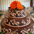 130x130 sq 1424897337216 chocolate wedding cake