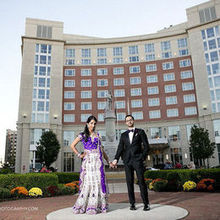 220x220 sq 1463412291 94c23455f7096beb 1414593508461 amir  sarah wedding photo2 outside