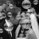 130x130 sq 1429221142947 bride and groom bubbles