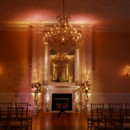 130x130 sq 1463071245784 grand salon   ceremony with fireplace uplit 2