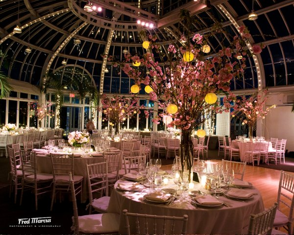 Charlessallycharles Exclusive Caterers The Palm House New York City Wedding Reception Sites