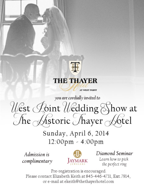 600x600 1395777905254 west point wedding show at the historic thayer hot