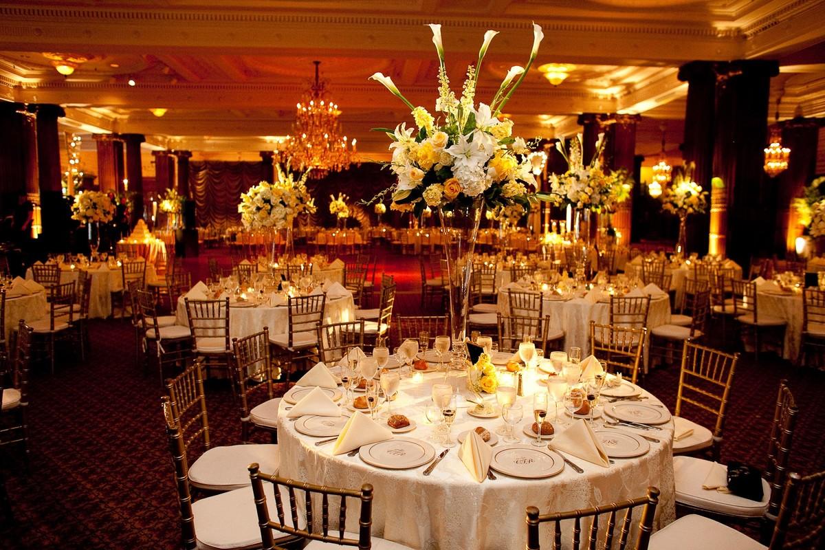 Crystal Tea Room Finley Catering Venue Philadelphia