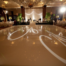 220x220 sq 1424810914914 ctr wedding vinyl dance floor and gobo