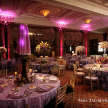 220x220 sq 1424811430505 wedding purple uplights 2