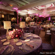 220x220 sq 1424811439136 wedding purple uplights
